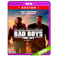 Bad Boys para siempre (2020) WEB-DL 1080p Latino