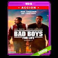 Bad Boys para siempre (2020) WEB-DL 1080p Latino