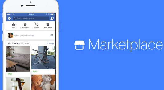 how does facebook marketplace work