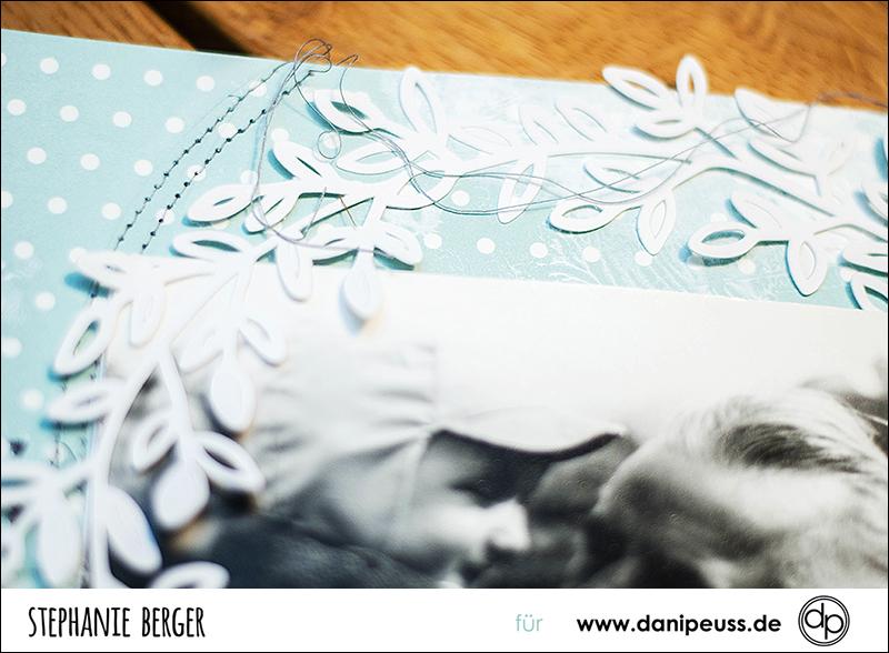 Stephanie Berger - Scrapbooking - Dani Peuss - Dear Grandpa