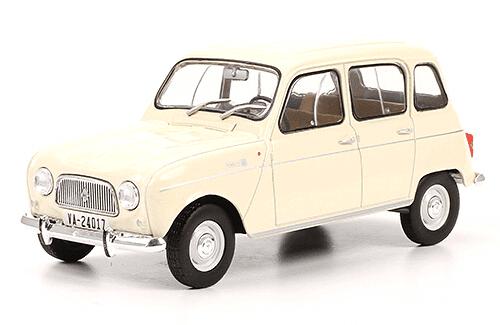 Renault 4L coches inolvidables salvat
