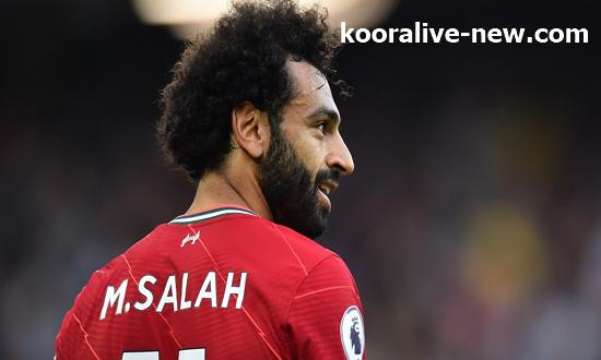 صلاح ينافس ثنائي ليفربول علي جائزة لاعب الشهر بالفريق