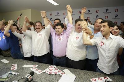 PP está com Câmara, mas não garante apoio a Jarbas