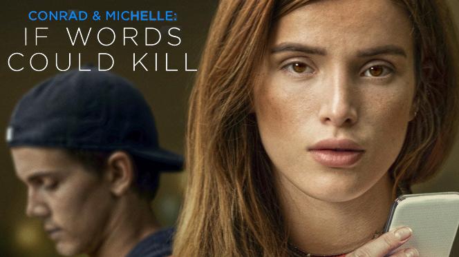 Conrad y Michelle, Si Las Palabras Mataran (2018) Web-DL 1080p Latino