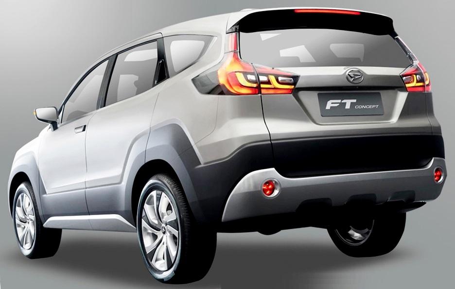 Toyota Rush Dan Daihatsu Terios Generasi Baru Akan Hadir