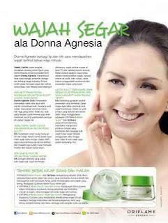 contoh iklan advetorial produk kecantikan