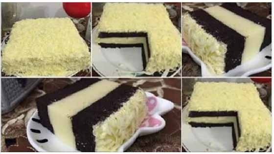 Resep Membuat Kue African Gateau Super Ngejuu dan Moisssst Bingiiit Bund !!