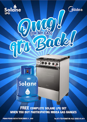 Solane's Oh My Gas promo is back!