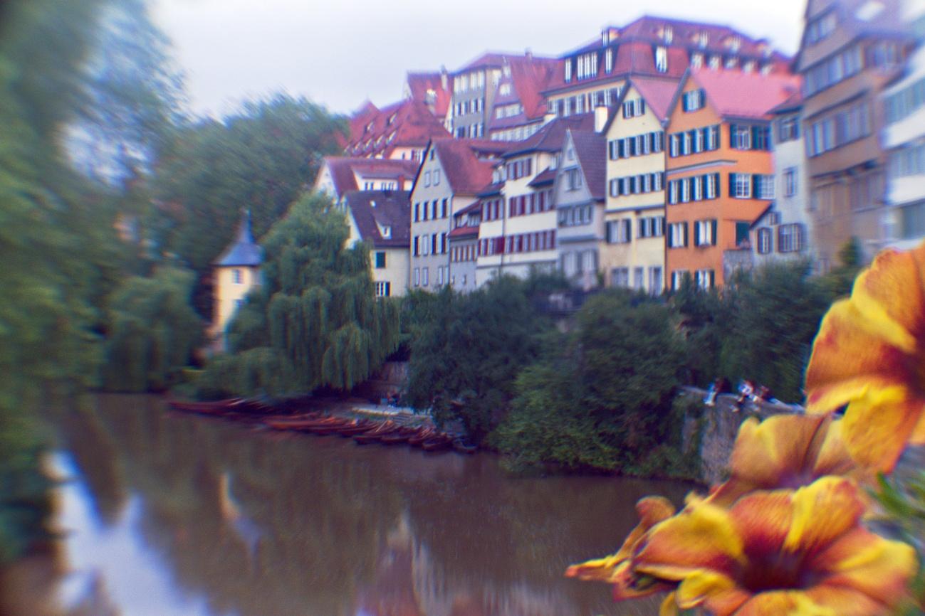 Kollimator reloaded —  Bild des Tages #115 — Projekt ABC: N wie Neckar oder N wie Nach Acht