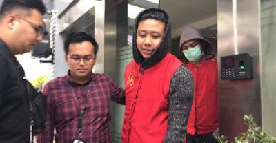 Trio 'Ikan Asin' Ditahan di Rutan Polda Metro Jaya