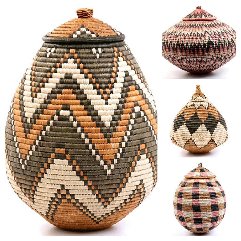 African Baskets: Just The Bee's Knees: Trendy Tuesday