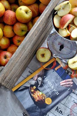 O jabłkach - recenzja Kocie Lektury