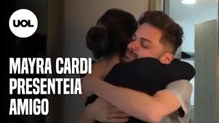 Mayra Cardi presenteia funcionário – Wesley Safadão desabafa – Thelma Assis relembra ligação anônima