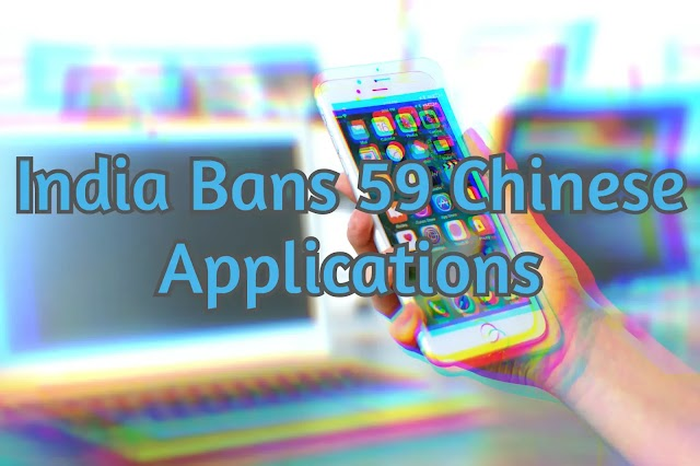 India bans 59 Chinese apps together with TikTok, Helo, WeChat and More!