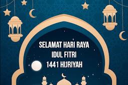 Prestasi Di Ramadhan Diimplementasikan Di Hari Lebaran