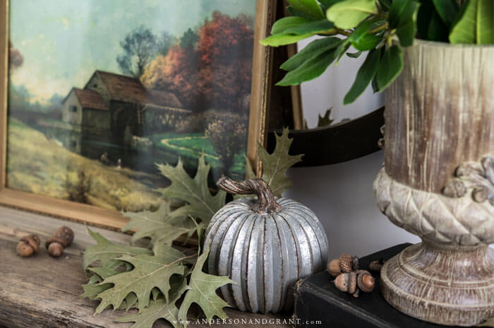 The five things every collected fall home needs to have.