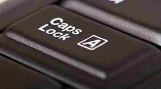 28 iunie: Ziua internațională CAPS LOCK