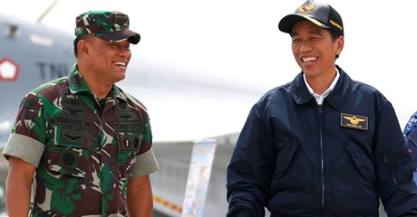 Panglima TNI Bakal Diganti, Gerindra: Apa Pak Presiden Gak Cape....