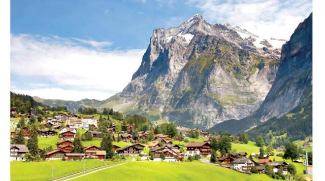 قرية سويسرية تدفع 25 ألف فرنك لجذب الشباب إلى الإقامة فيها