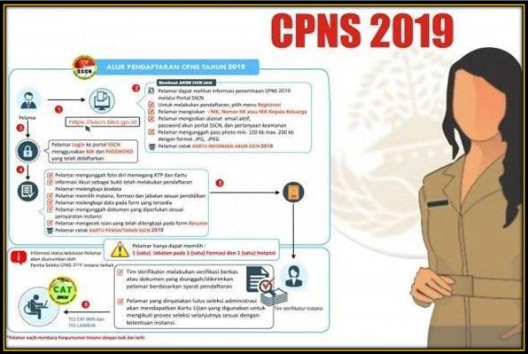 Jadwal Penerimaan CPNS dan PPPK 2019, Cek Syarat, Formasi dan Tahapannya