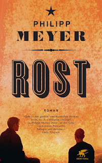 Cover - Rost - Philipp Meyer