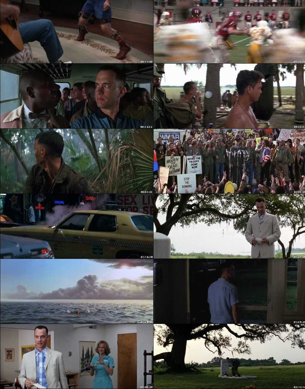 Forrest Gump 1994 Screenshot