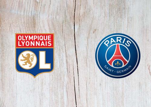 Olympique Lyonnais vs PSG -Highlights 21 March 2021