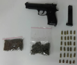 Συλλήψεις για ναρκωτικά στην Κατερίνη.