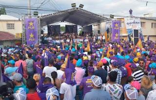 Danilo Medina se coloca al frente de la campaña de Gonzalo