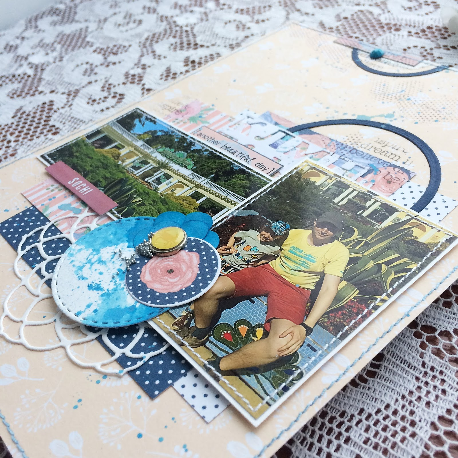 Парнем, открытка с северодвинском