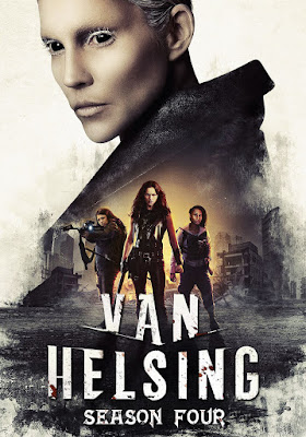 Van Helsing (TV Series) S04 DVD HD Dual Latino + Sub FORZADOS 3DVD