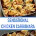 Sensational Chicken Carbonara