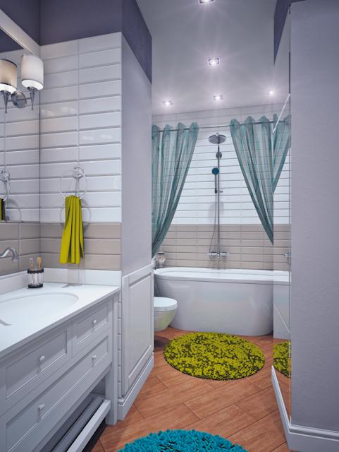 Bathroom With Dressing Room Design