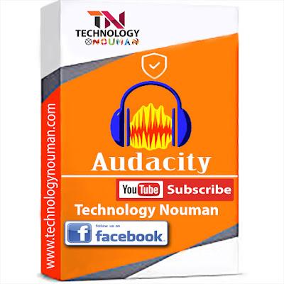 Audacity free download, Audacity for windows