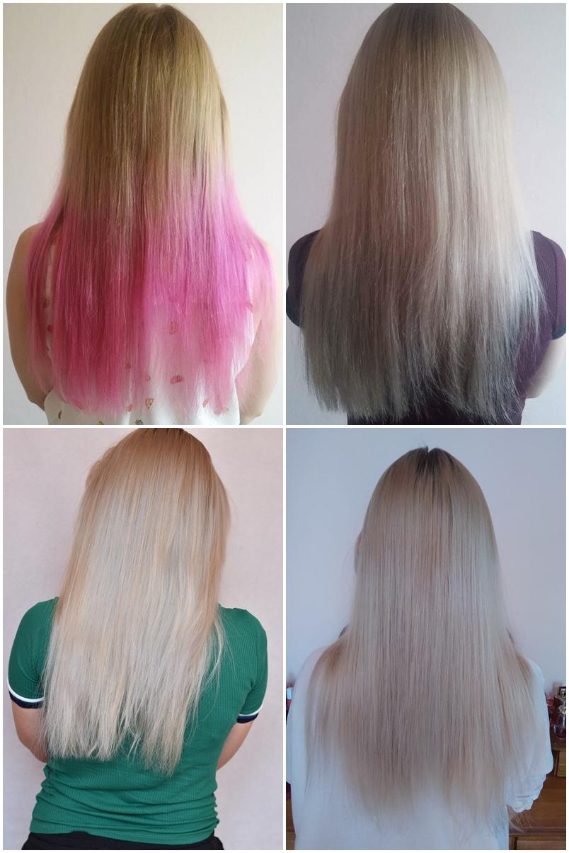 olejowanie włosów efekty