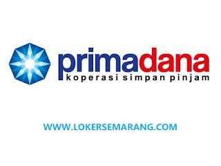 Loker Spv Operasional di Koperasi Simpan Pinjam Primadana Semarang ...