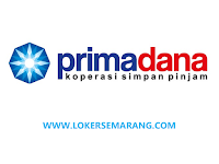 Loker Spv Operasional di Koperasi Simpan Pinjam Primadana Semarang