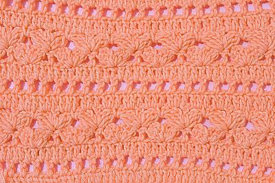 4 - Crochet Imagen Puntada a crochet muy fácil y sencilla por Majovel Crochet