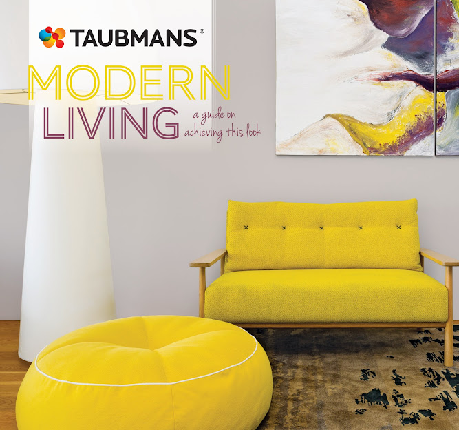 Taubmans Look Book 2012 Modern Living