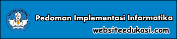 Pedoman Implementasi Mapel Informatika Kurikulum 2013