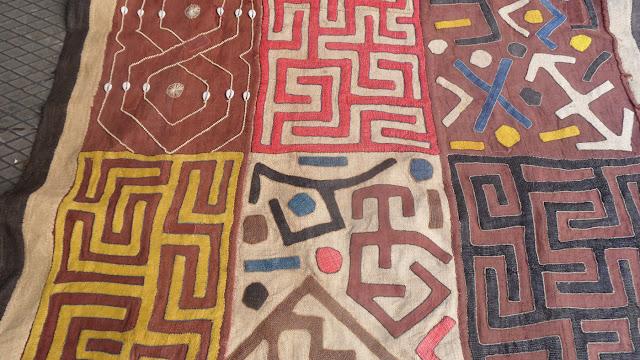 Finest African Textiles│Kuba Cloth 112