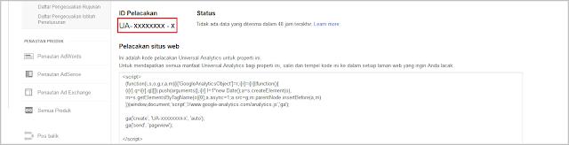 Bagi para blogger yang menyebabkan blog mereka sebagai sebuah sarana untuk melaksanakan bisni Cara Daftar Google Analytics Terbaru