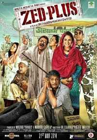 Zed Plus 2014 Hindi Movie 300MB