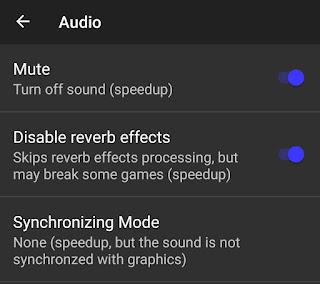 Best Settings For Damon PS2 Emulator - Audio