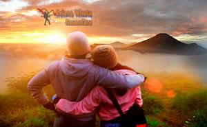 Bukit Sikunir Dieng : Jalur, Lokasi dan Waktu Terbaik Menikmati Keindahan Golden Sunrise