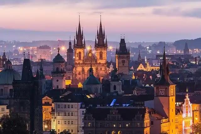 تاشيرة التشيك