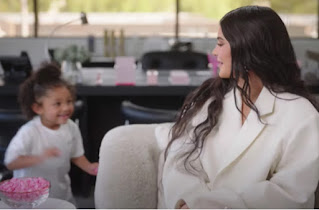 kylie jenner and her daughter stormi cute video