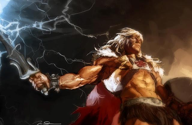 """Noah Centineo está pronto para assumir o poder de Grayskull em """"Mestres do Universo"""""""