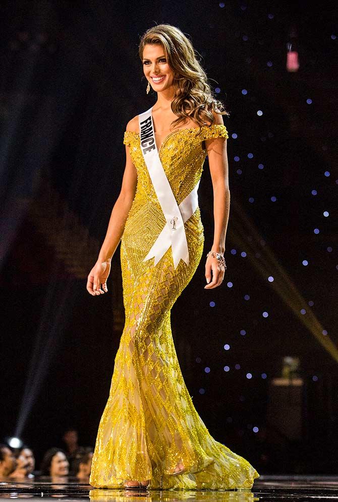 Miss universe 2016 iris mittenaere is a parisian beauty - Miss univers iris mittenaere ...