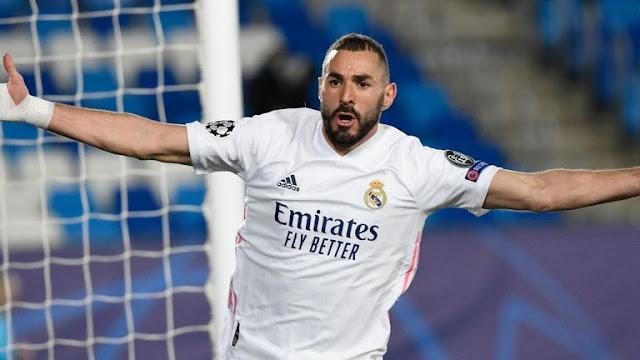 Benzema Bawa Real Madrid ke Pusingan 16 Pasukan Champion League!